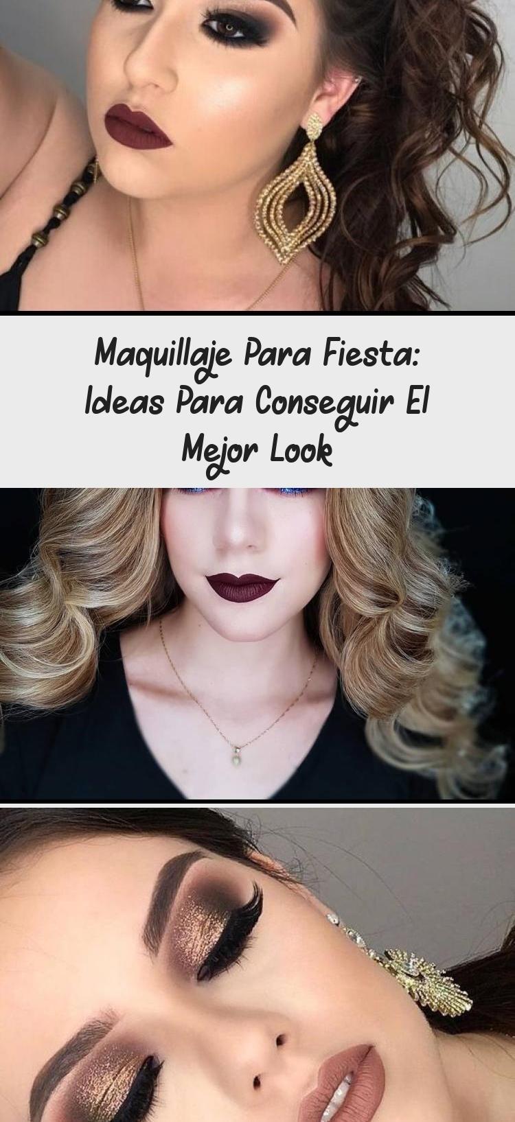 Más actual  Gratis  maquillaje naturales de noche  Conceptos,Maquillaje para fiesta de dia, m…