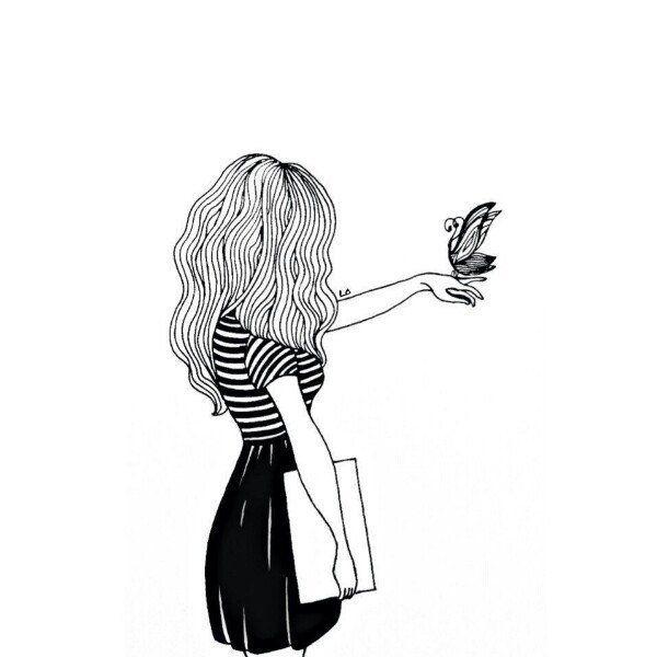 Черно-белые картинки для срисовки (37 фото) ⭐ Забавник | Ч ...