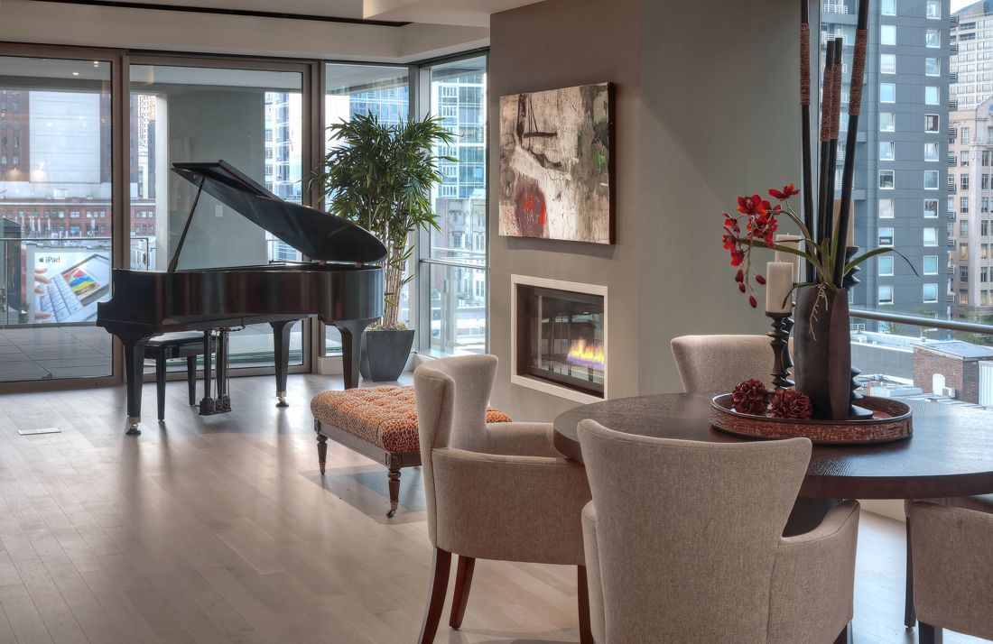 Pina1 Piano On Pianos In Homes  Pinterest  Pianos Gorgeous Private Dining Rooms Seattle Design Decoration