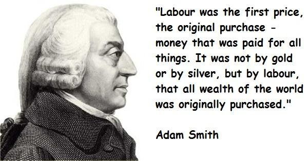 Adam Smith Quotes Interesting Pin By Aaron Sellers On Dope Ass Shit Pinterest Famous Quotes