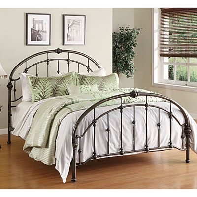 romance metal queen bed at big lots future home pinterest i will have queen size and. Black Bedroom Furniture Sets. Home Design Ideas