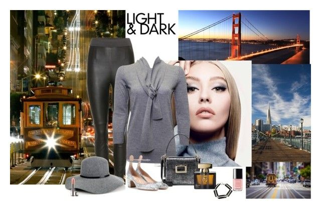 """""""Day to Night in San Francisco"""" by katiethomas-2 ❤ liked on Polyvore"""