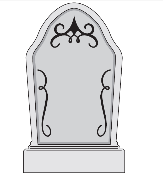 template for gravestone lollipop covers spooky pinterest