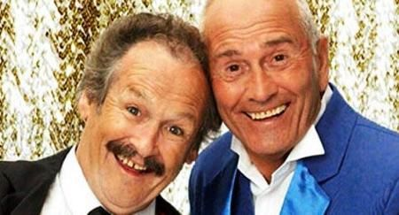 """""""Cannon & Ball"""" on September 13, 2015 at 7:30 pm - 9:30 pm. Canon & Ball are here at VIVA Blackpool for a one night only performance with support from Leye D Johns, The VIVA Showgirls & Bobby's sons comedy duo The Harper Brothers. Category: Arts   Performing Arts   Comedy. Booking: http://atnd.it/29523-0 Prices: Adult: GBP 17.50, OAP: GBP 15.90, Child: GBP 7.50."""