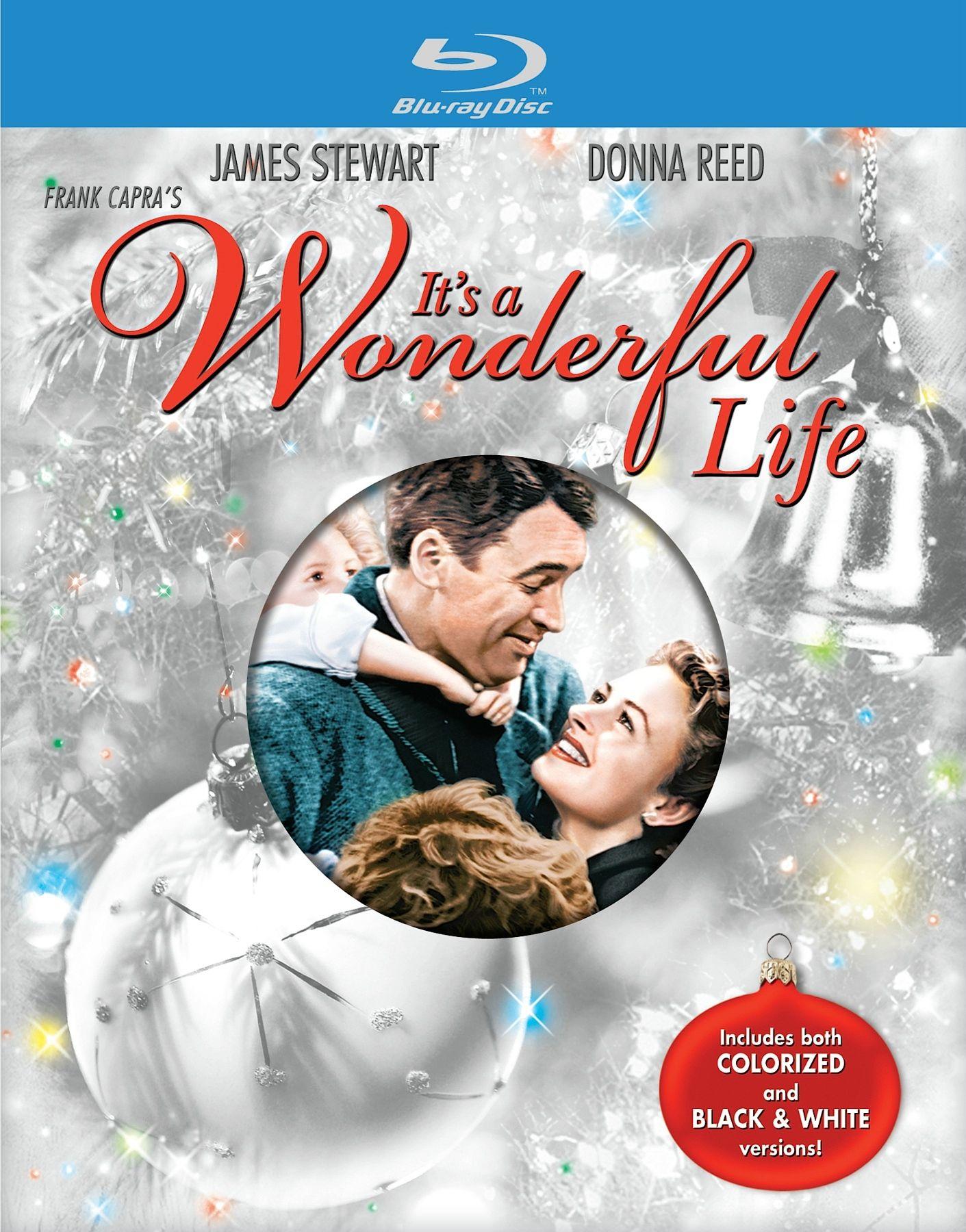 It's a Wonderful Life my favorite Christmas movie Best