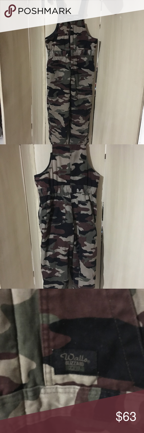 walls blizzard camo hunting overalls coveralls on walls coveralls camo id=69494