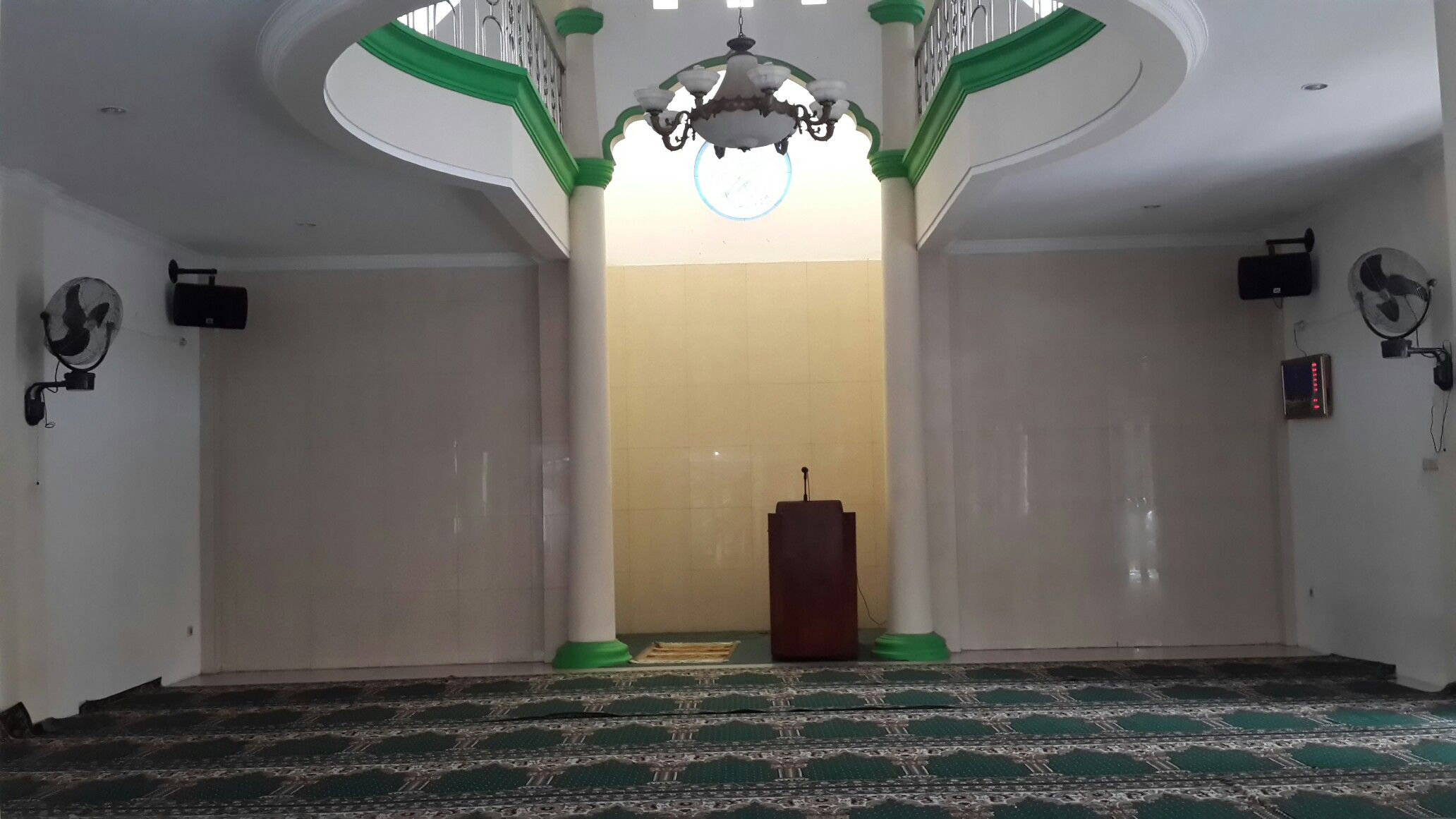 Mobili sma ~ Masjid sma high school bulungan south jakarta my mosque