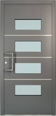 Resultado de imagen para puertas modernas exteriores for Puertas de madera y cristal exterior