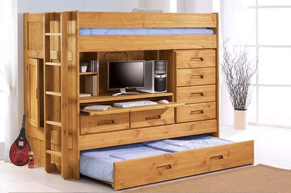 Discovery All In One Bunk Bed