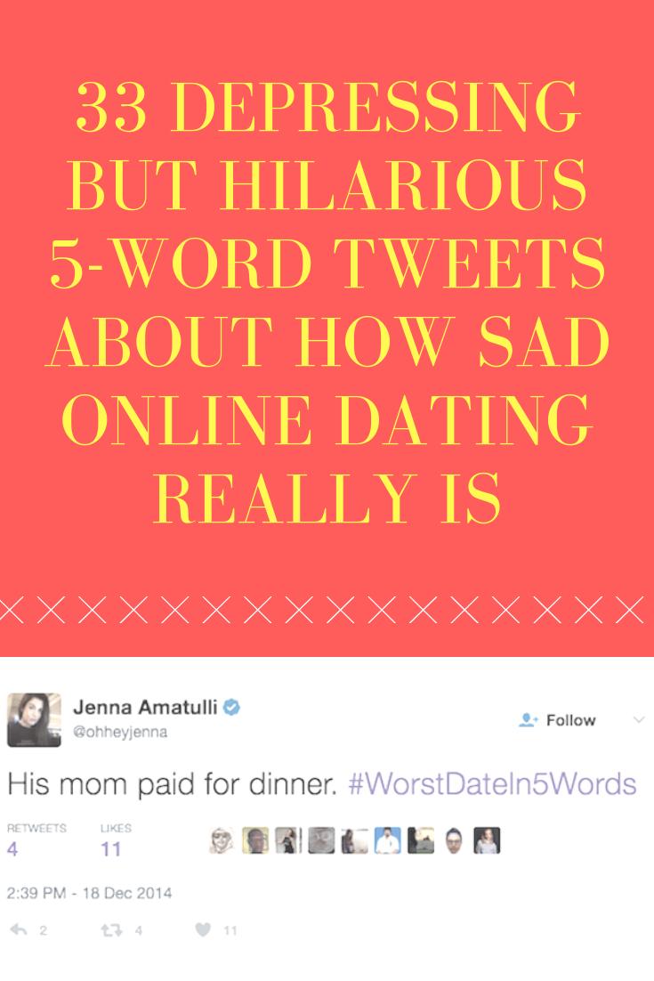 online dating sites depressing