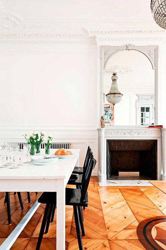 Paris Apartment Dining Room  Dining Style  Pinterest  Paris Entrancing Apartment Dining Room Decorating Design