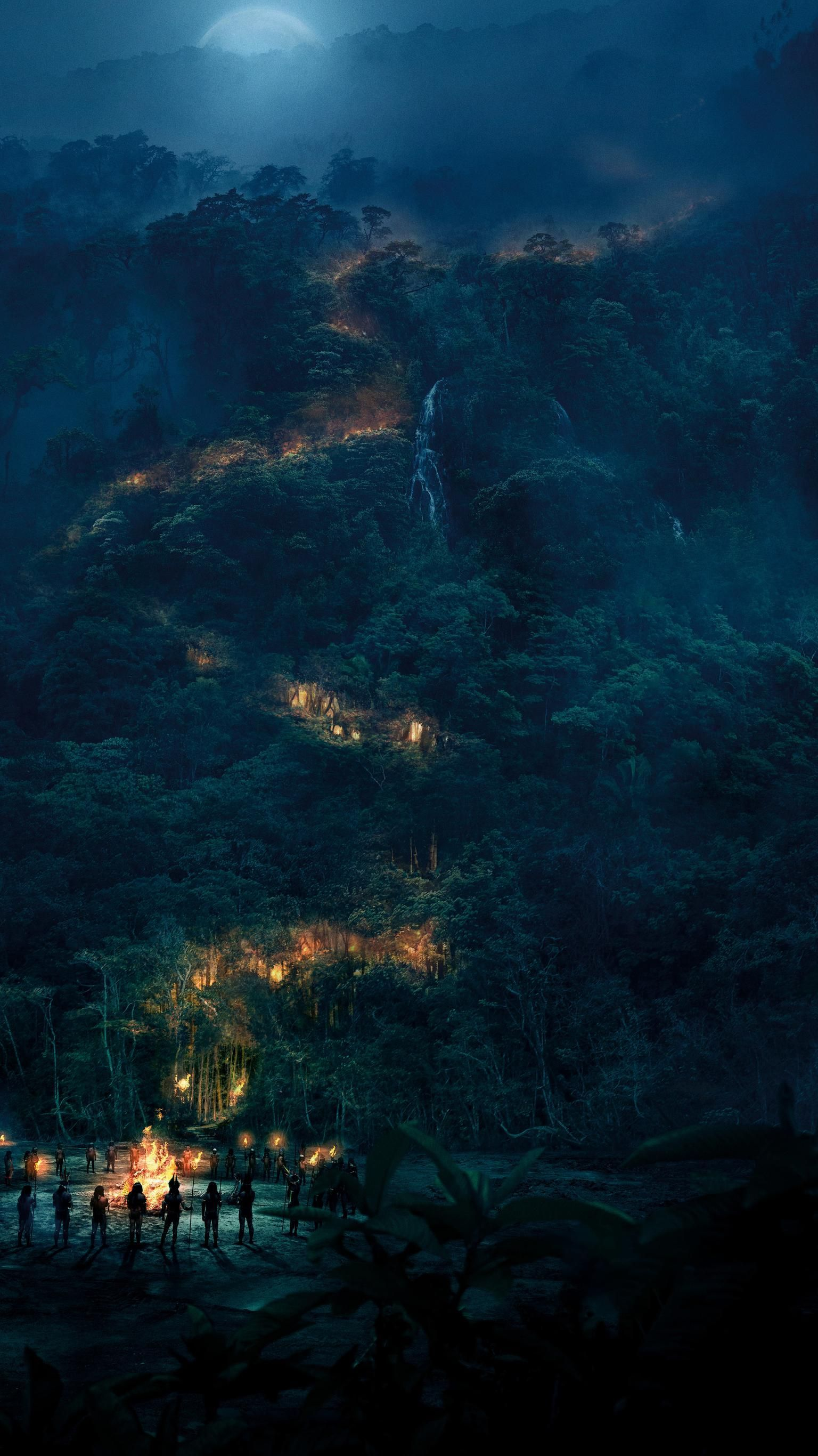 20 Wallpaper Macbook Nature Dark With Images Lost City Of Z Lost City Phone Wallpaper