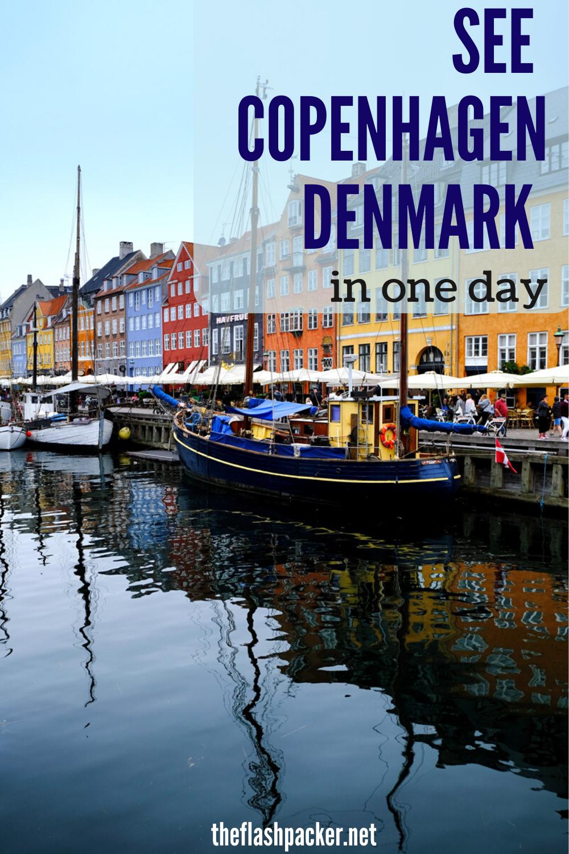 1 Day in Copenhagen, Denmark