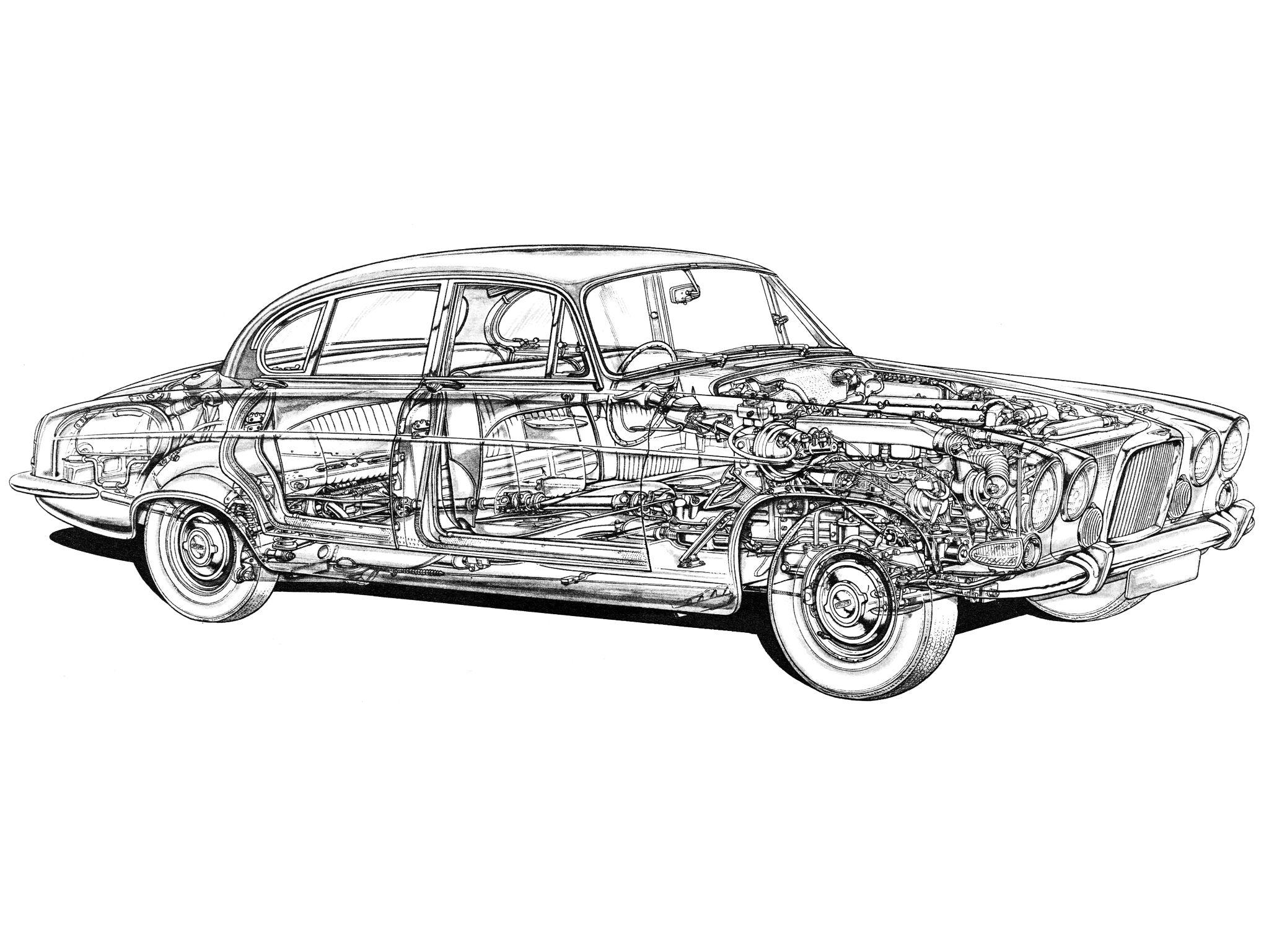 65 Jaguar Mark X
