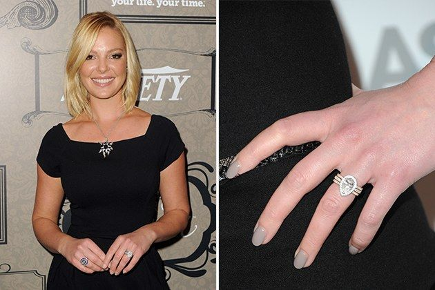 6 Celebrities Who Rock Pear Shaped Engagement Rings Celebrity