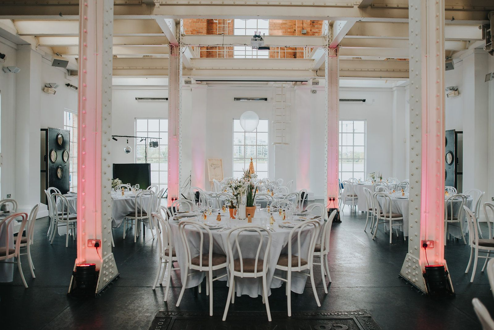 Wedding Reception Venue London Stoke Newington West Reservoir