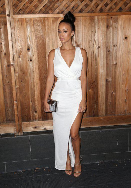 Draya Michele Re Engaged To Orlando Scandrick Confirms Basketball Wives La Exit Draya Michele Fashion Celebrity Style