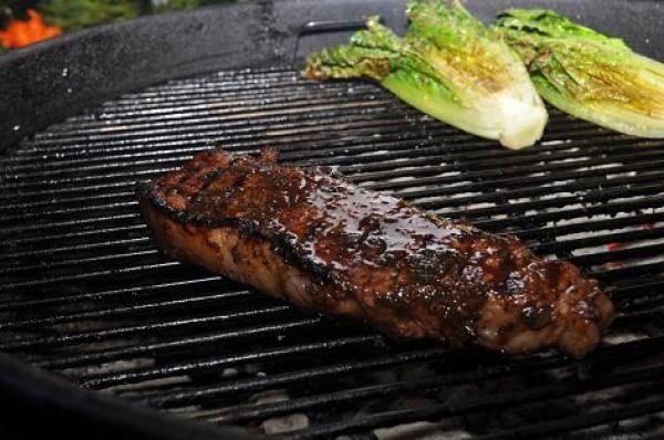 Jerk Steak