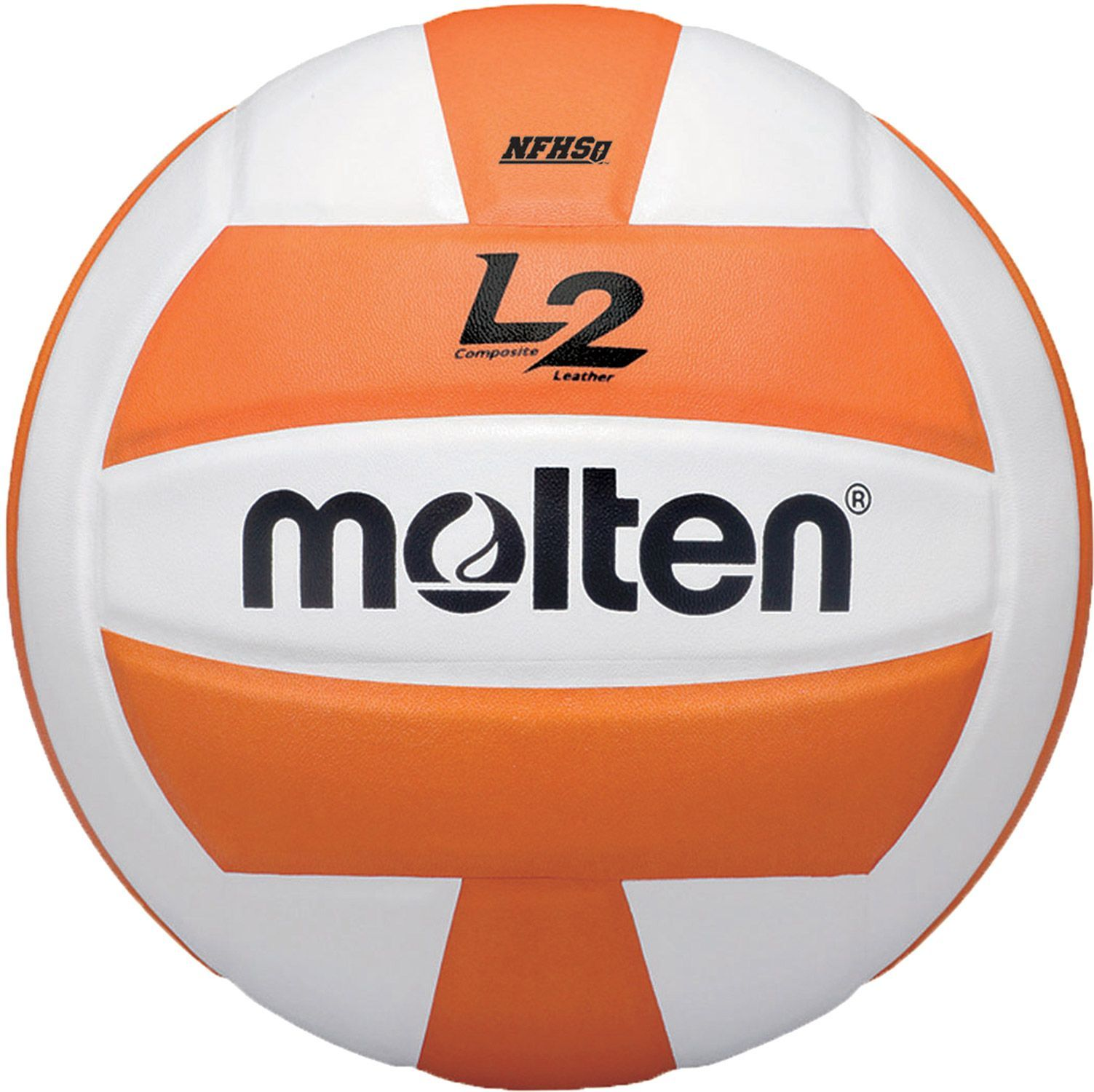 Molten L2 Replica Composite Indoor Volleyball Orange Molten Volleyball Volleyball Volleyball Team
