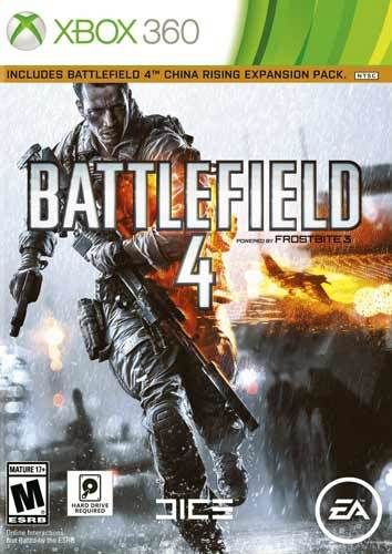 Battlefield 4 With China Rising Expansion Xbox 360 Game Products