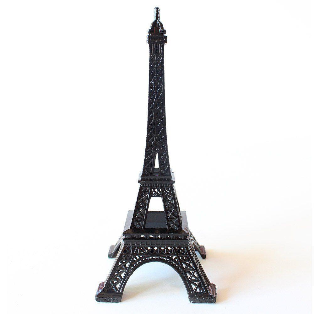 Mini Metal Eiffel Tower Decoration in Black6 | Decorating ...