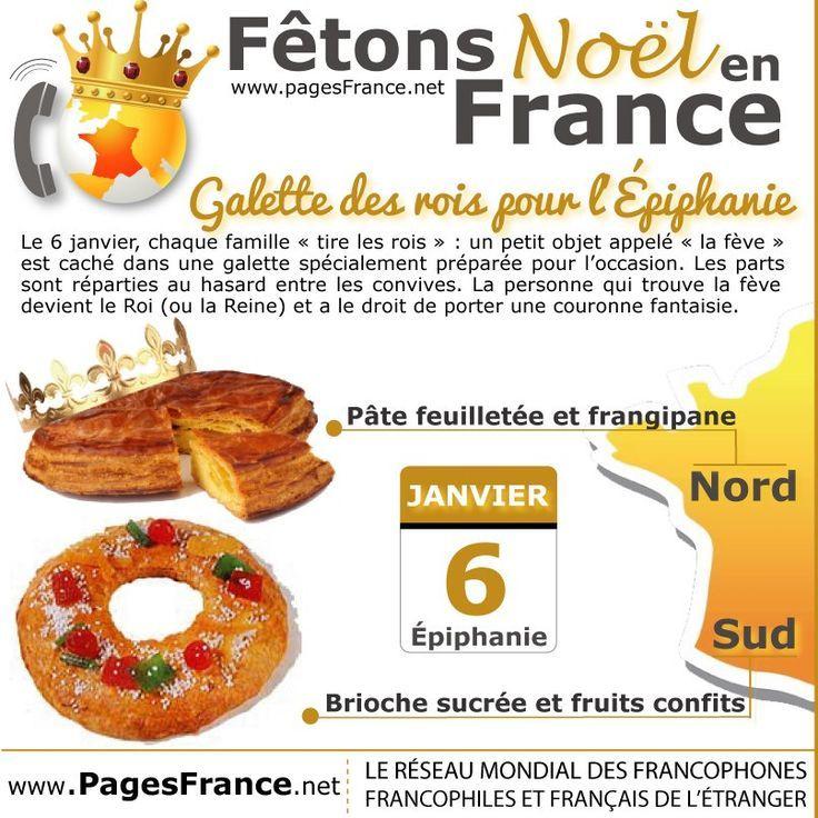 Favorit Galette des rois pour l'Épiphanie le 6 janvier. | Educational  JE86