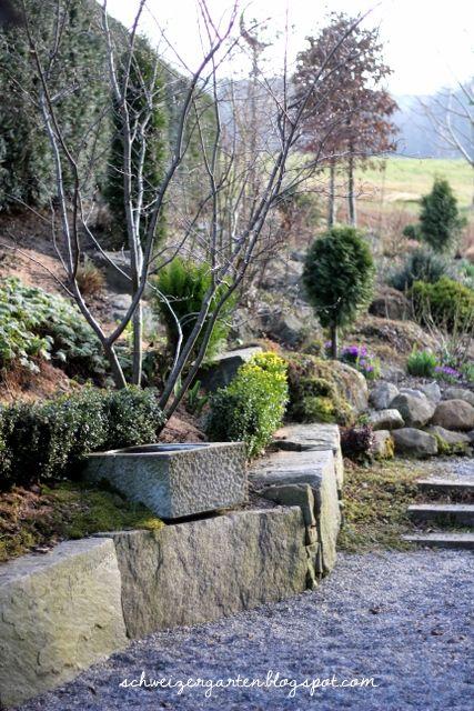 Ein Schweizer Garten Garten Pinterest Suche und Garten