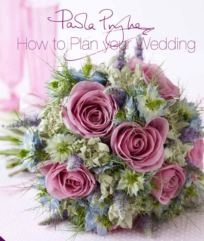 Book Review of How to Plan your Wedding by Paula Pryke