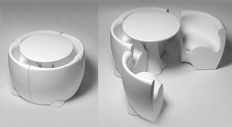 Plastic Outdoor Furniture From Myyour Fun Fresh European Design