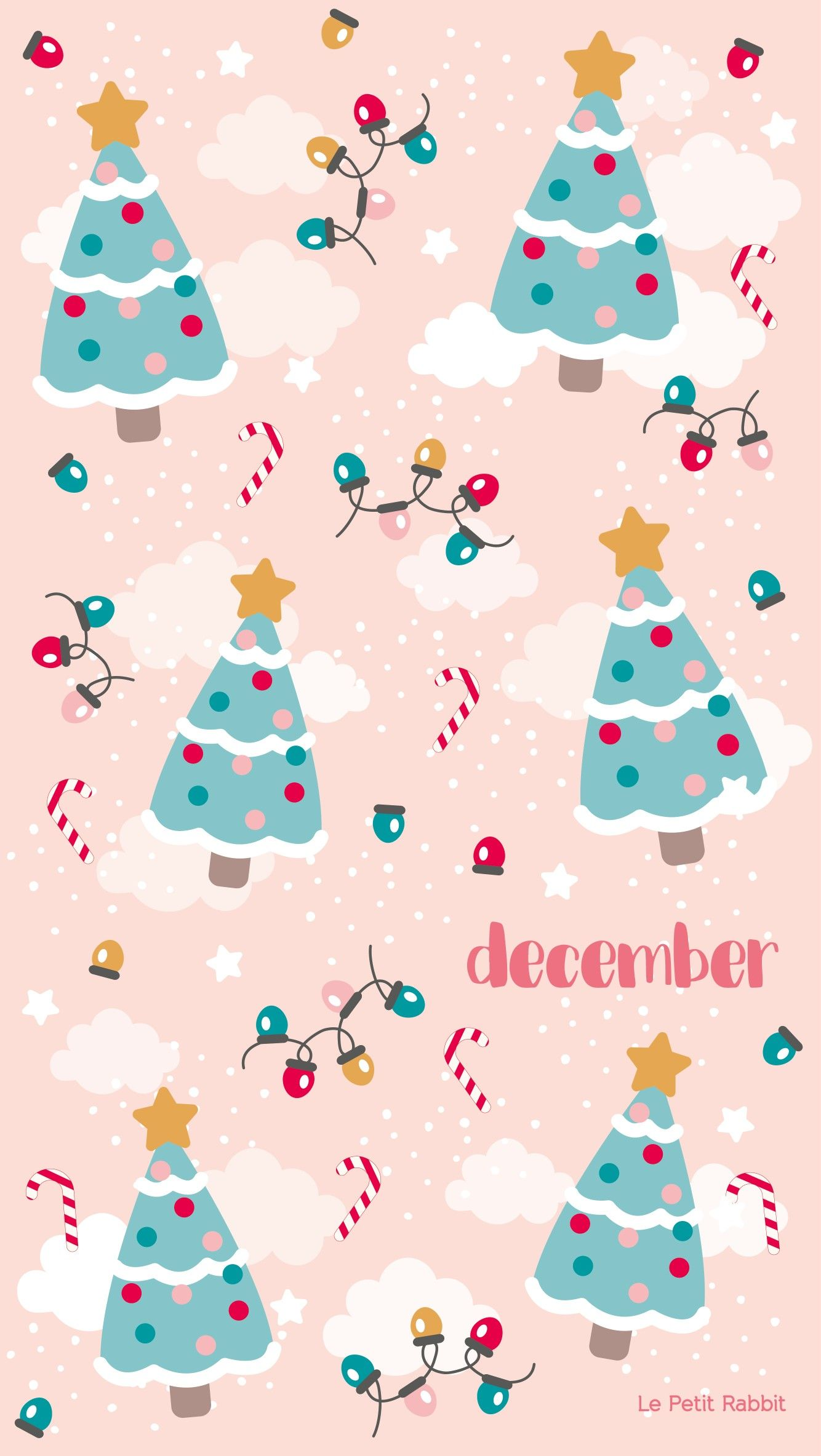 Pin by cian chen on 圖畫 Wallpaper iphone christmas, Cute