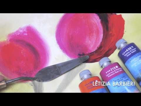 In collaborazione con MAIMERI spa,LETIZIA BARBIERI presenta un tutorial su come realizzare una tela con tulipani realizzati a spatola, utilizzando i nuovi colori a olio Colori Grezzi del Mediterraneo prodotti e distribuiti da MAIMERI spa.  CONTATTI  MAIMERI SPA  www.maimeri.it  maimeri.info@maimeri.it  LETIZIA BARBIERI  http://letiziabarbieri.blogspot.com  letizia.barbieri@gmail.com