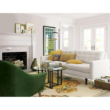 Riston Floor Lamp   Coffee table crate, barrel, Interior ... on Riston Floor Lamp  id=56230
