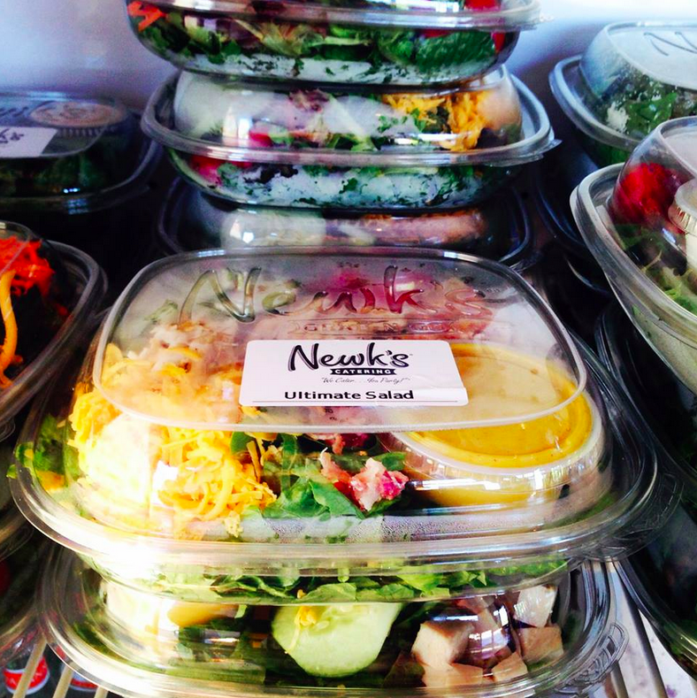Planning Meals For The Weekend Stop By Our Grab N Go For Menu Items That Make Lunch And Dinner Options For Even The P Healthy Meal Prep Health Food Cafe Food