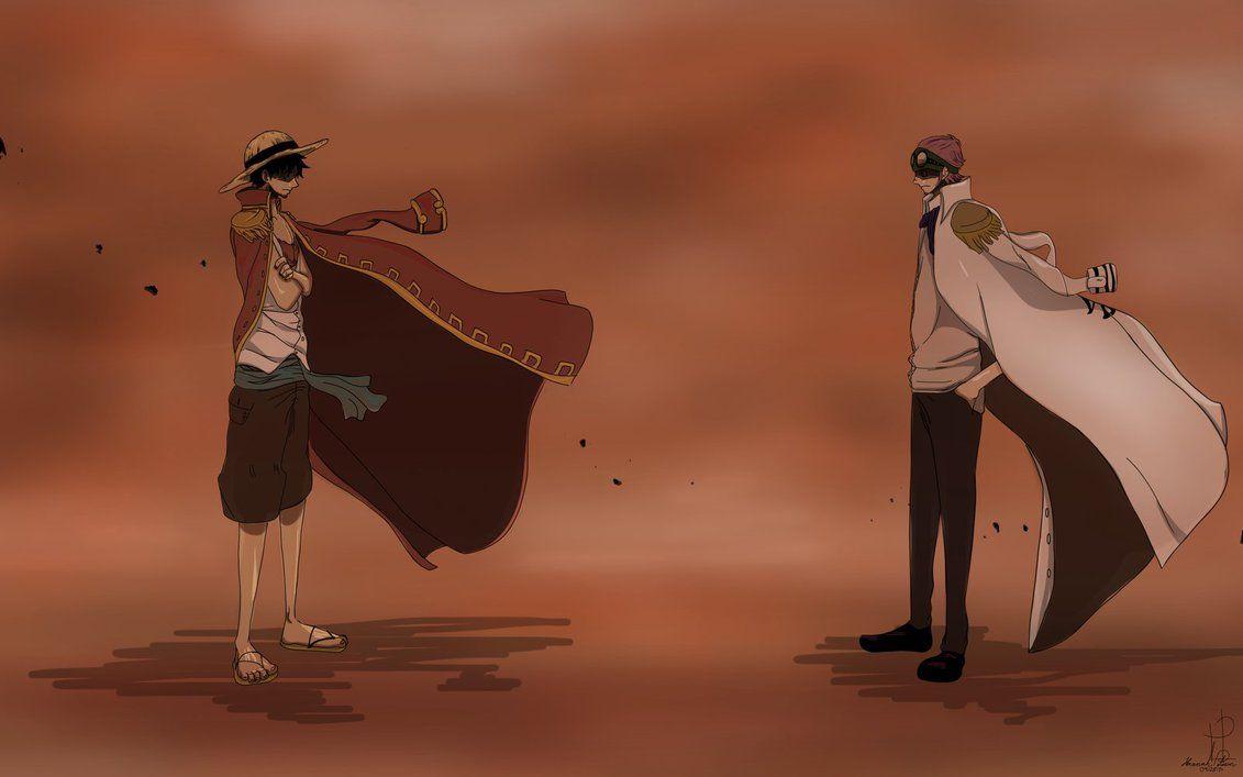 Pirate King And The Admiral Gambar Anime Gambar