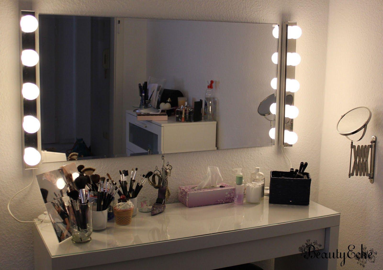 Ледше действительно ярче зеркало с подсветкой Лиллольген