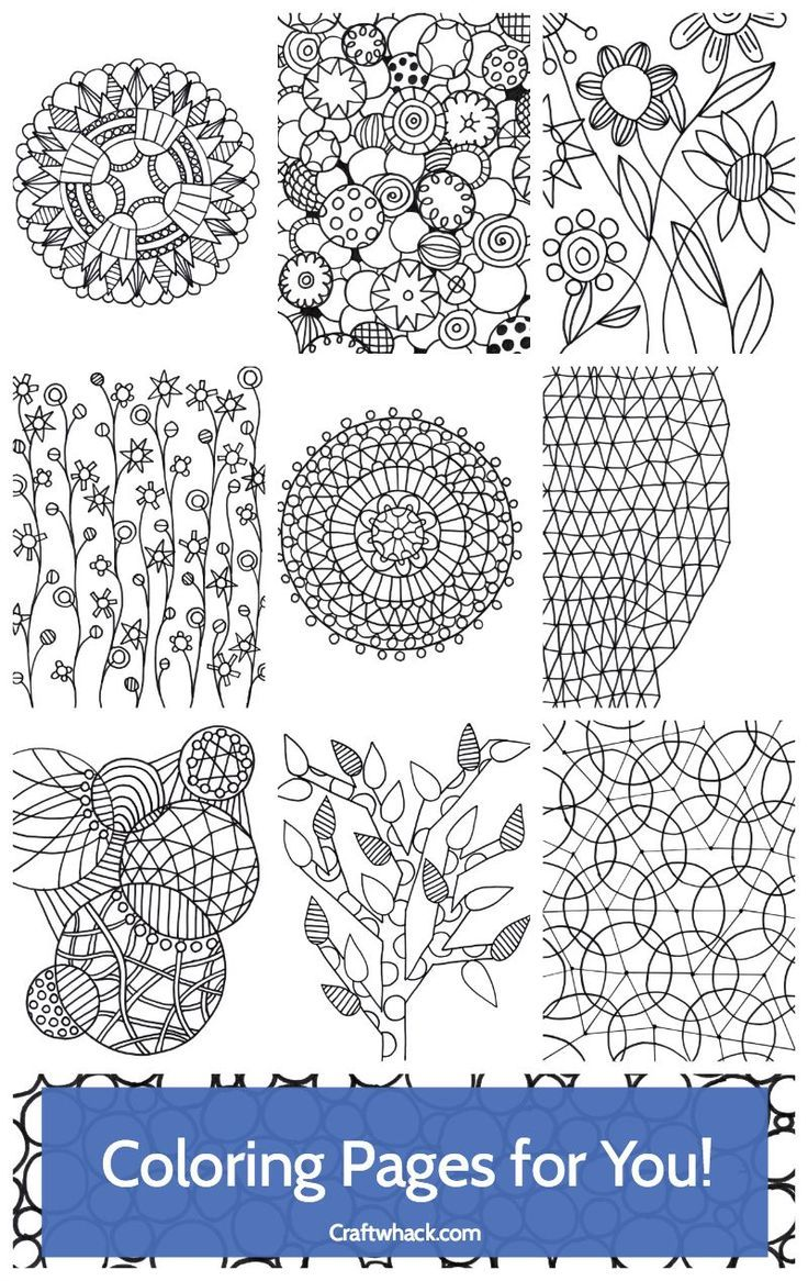 Adults and coloring books - Awesome New Coloring Pages For Adults