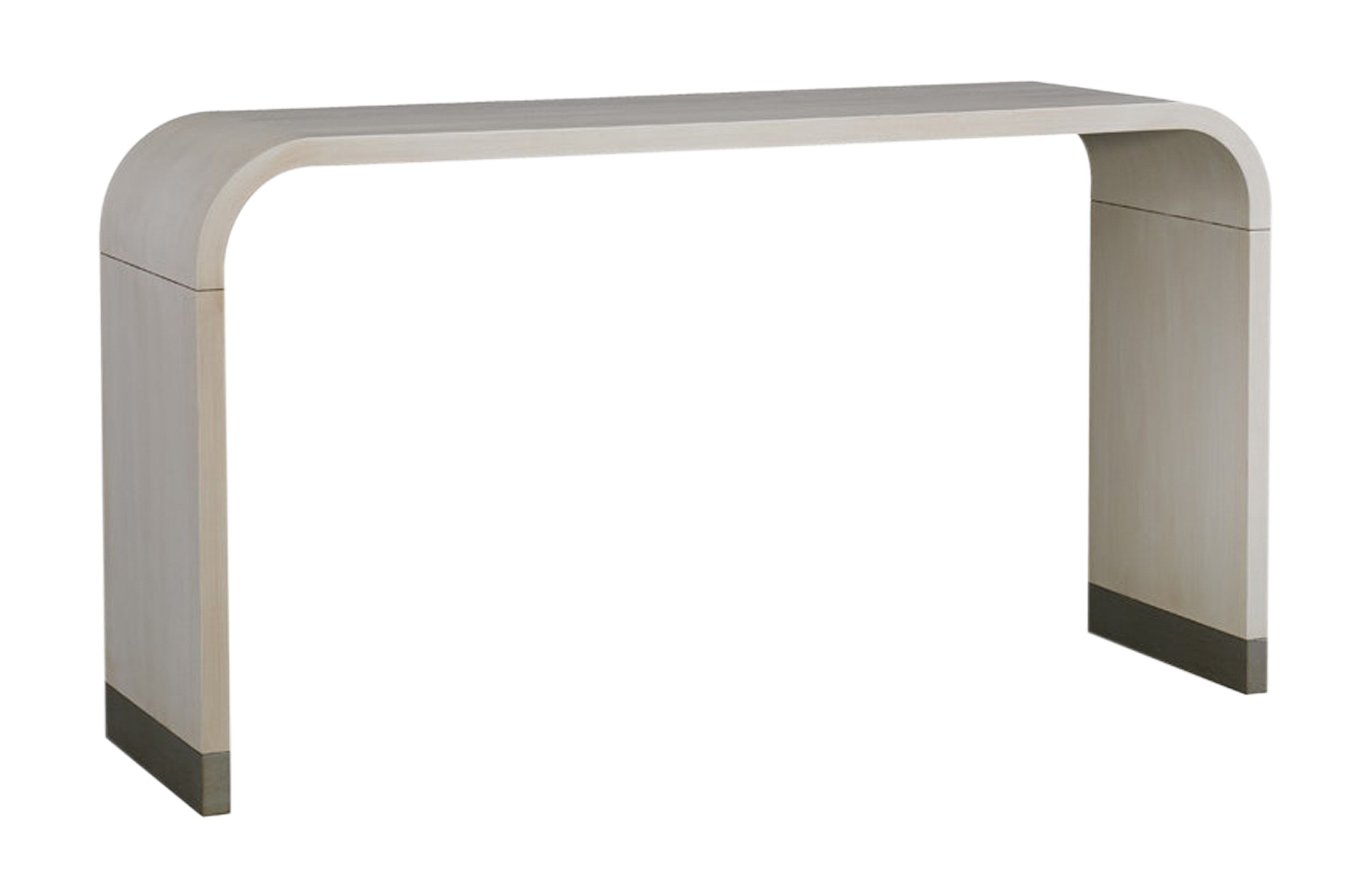 Buy Waterfall Console By Grand Rapids Furniture Company  Designer