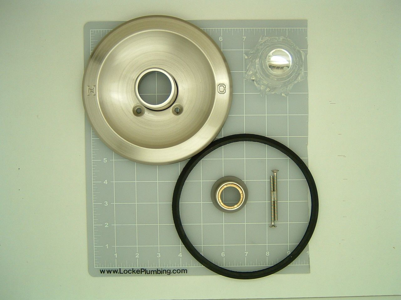 Older Delta Shower Trim Kits Delta 31651SN Satin Nickel