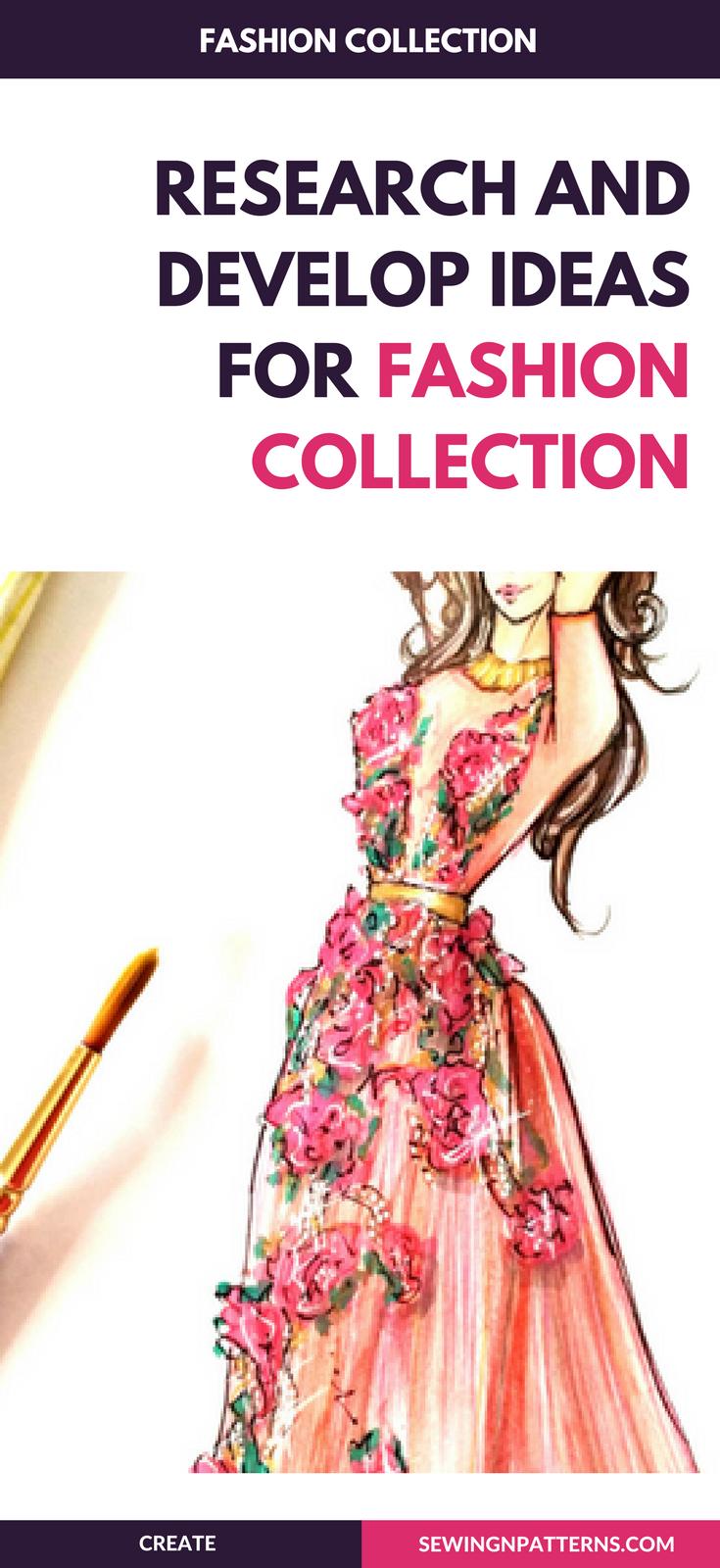 Wanna Design Fashion Collection Fashion Collection Fashion Design Collection Dress Design Sketches