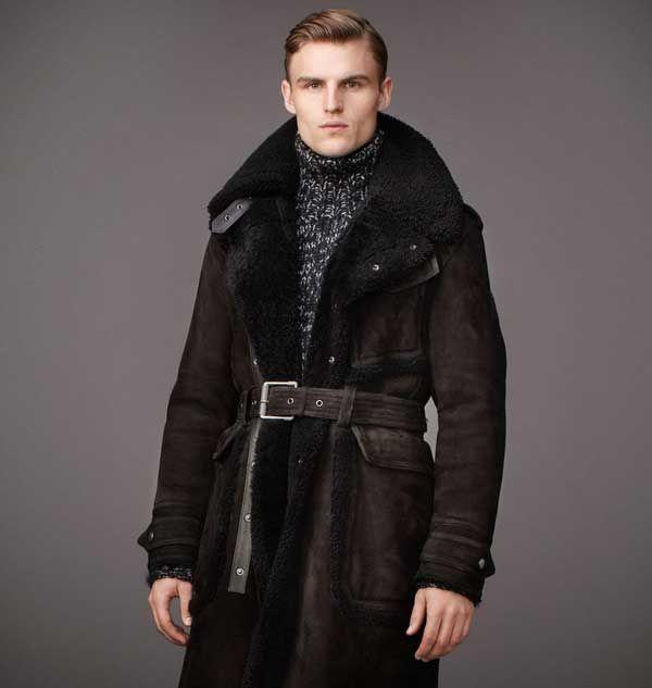 Belstaff fur coat, is all the rage this winter 2012 | Men's ...