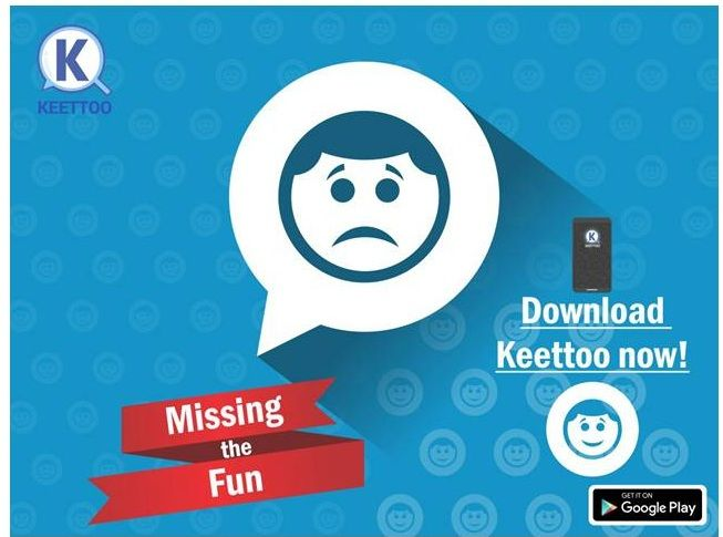 Missing #Fun #Download #YOLO #KEETTOO #Today #Mobile #App