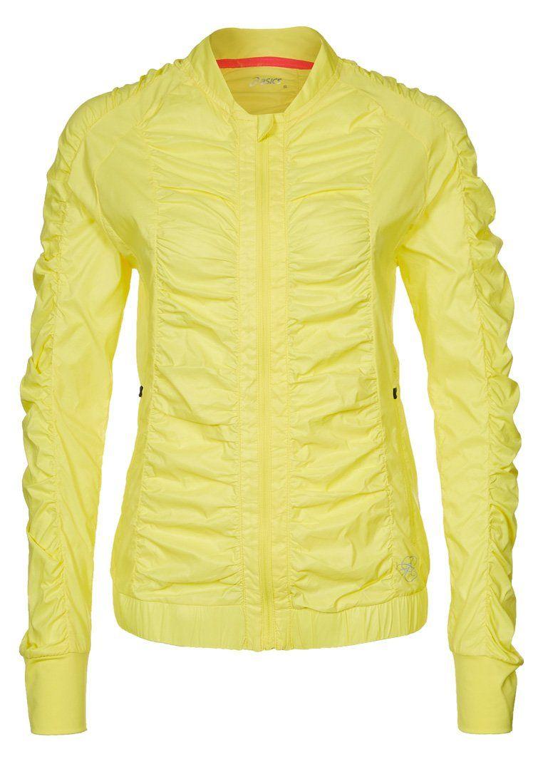 cheap asics running jacket