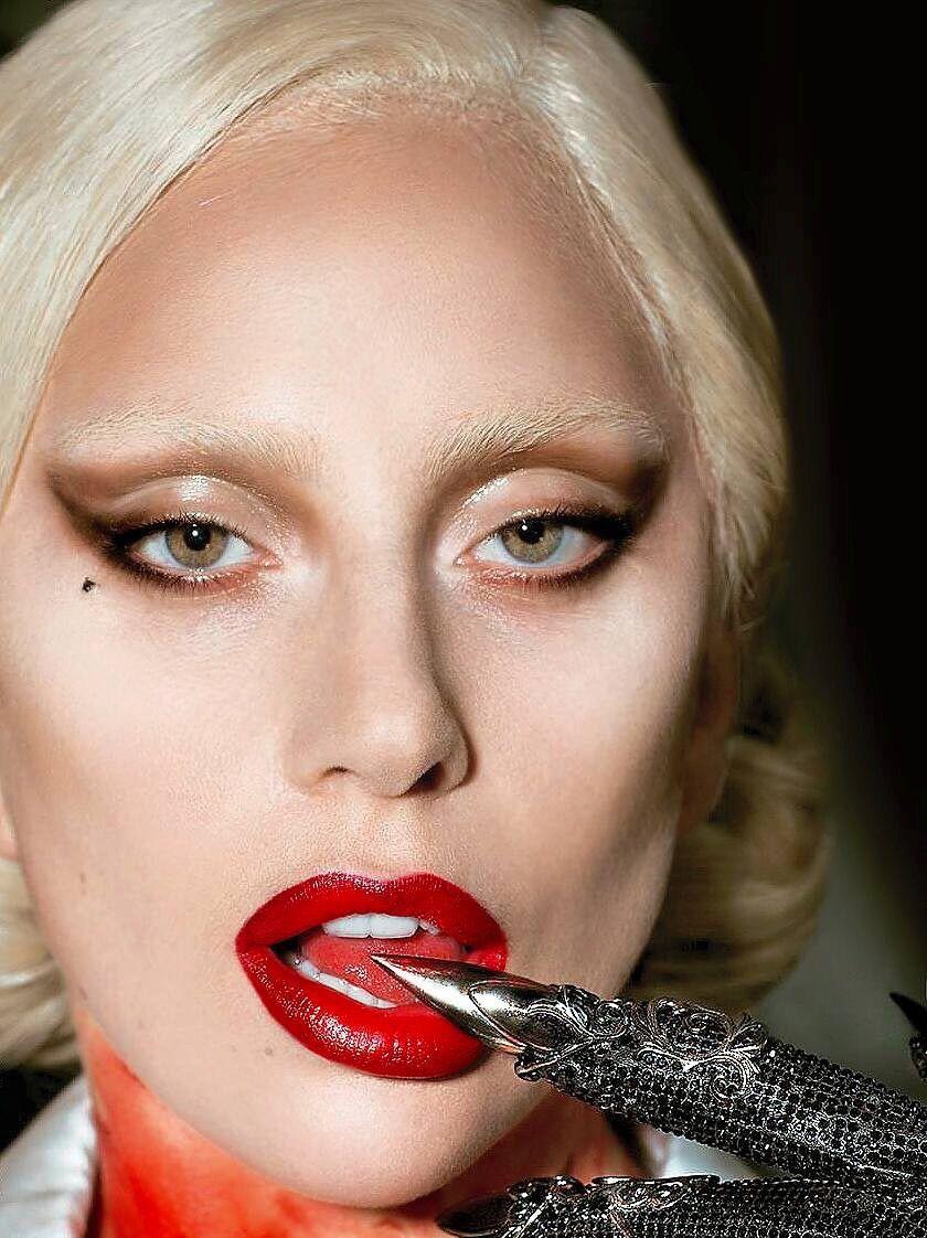 Lady Gaga Ahs Hotel
