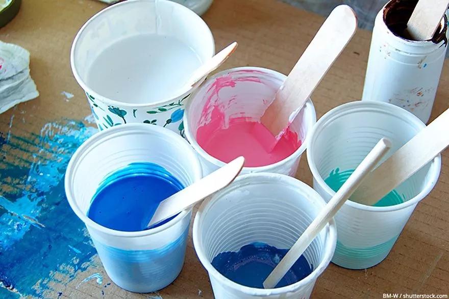 Thinning Acrylic Paint How To Thin Acrylic Paint Correctly Acrylic Painting Acrylic Paint Thinner Acrylic