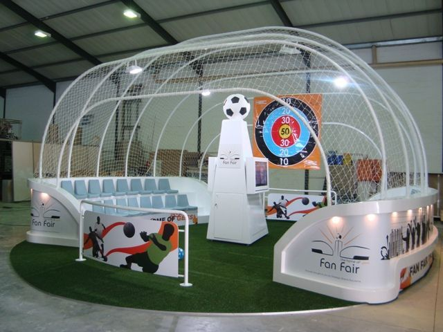 Exhibition Stand Games Ideas : Image result for activations brand event outside