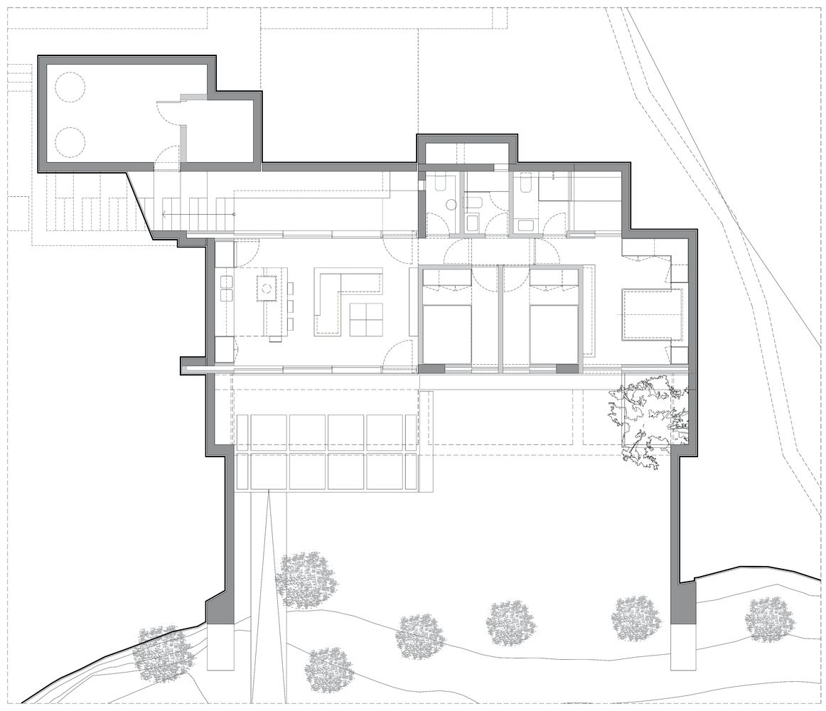 Gallery Of Secret Garden House Scapearchitecture 18 Home Design Plans House Home And Garden