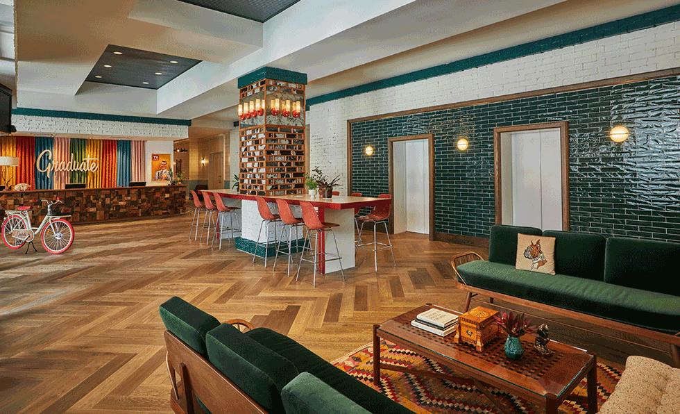 A Midwest Gem: Graduate Hotel In Lincoln, Nebraska