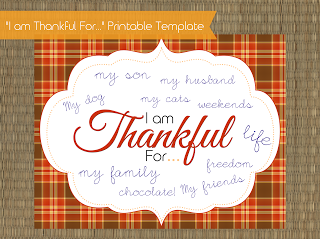 printable thanksgiving template frugalfulcom