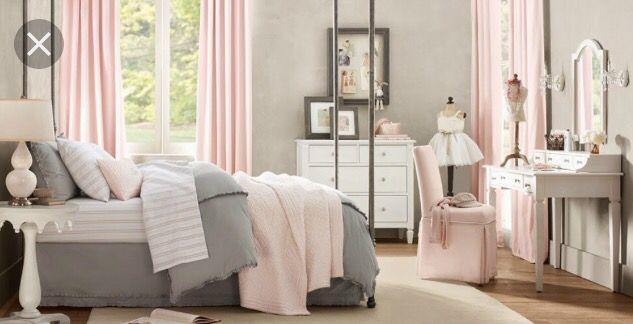 Taupe roze grey taupe roze grijs slaapkamer