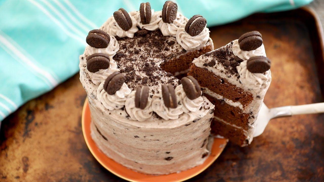 OREO Cake - Gemma's Bigger Bolder Baking Ep 143